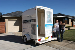 portable bathrooms hire