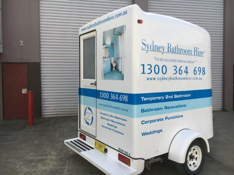 Sydney Bathroom Hire Portable Bathrooms Toilets Amp Showers